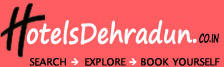 Hotels in Dehradun Logo