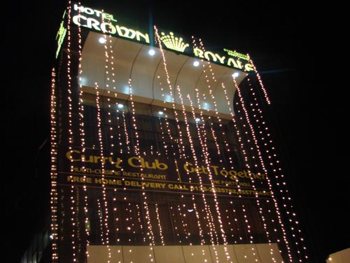 Crown Royale Hotel Dehradun